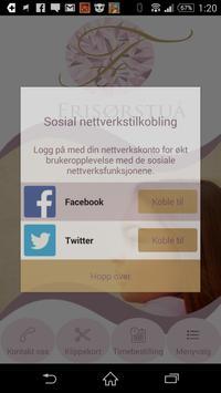 Frisørstuå apk screenshot