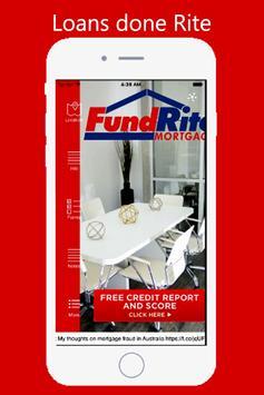 Fund Rite Mortgage screenshot 1