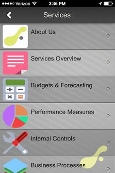 Fusion Business Services screenshot 1