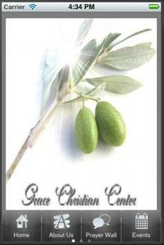 Grace Christian Center poster