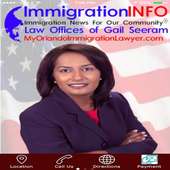 ImmigrationInfo - Gail Law icon