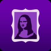 薰衣草畫廊 icon