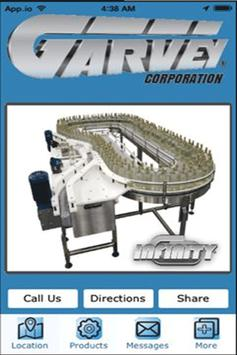 Garvey Corporation poster