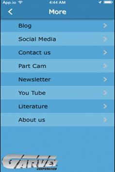Garvey Corporation screenshot 3