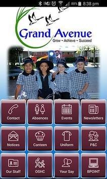 Grand Avenue State School poster