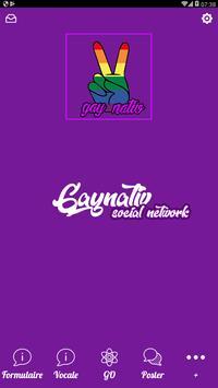 Gaynativ poster