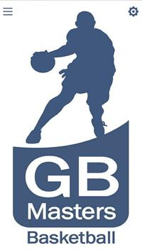 GB Masters Basketball poster