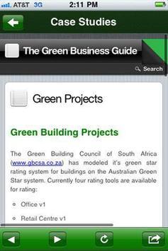 The Green Business Guide screenshot 1
