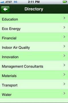The Green Business Guide screenshot 2