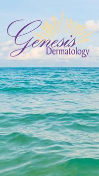 Genesis Dermatology poster