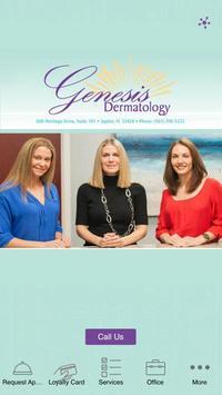 Genesis Dermatology screenshot 1