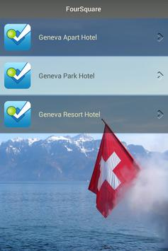 Geneva Hotels Group, Odessa screenshot 2