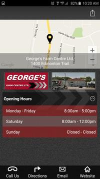 George's Farm Centre Ltd. screenshot 1