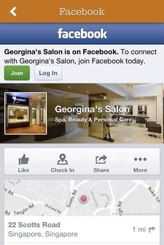 Georgina's Salon screenshot 2