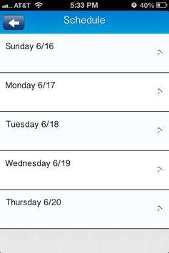 CRU Getaway Conference App apk screenshot