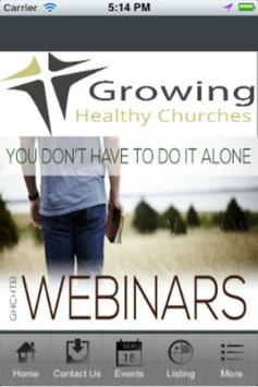 Growing Healthy Churches apk screenshot