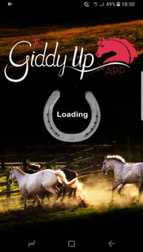 The Giddy Up poster