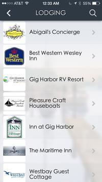 Go Gig Harbor screenshot 3