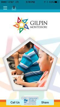 Gilpin Montessori poster