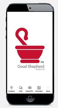 Good Shepherd Health poster