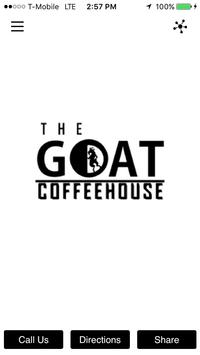 The Goat Coffeehouse poster