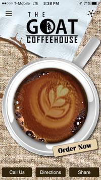The Goat Coffeehouse apk screenshot