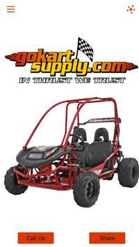 Go Kart Supply poster