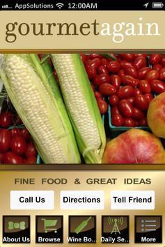 Gourmet Again Marketplace screenshot 5