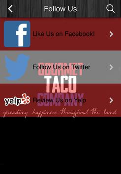 Gourmet Taco screenshot 1