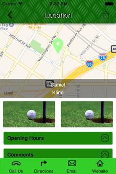 GloWormGolf screenshot 1