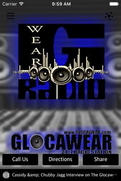Glocawear poster