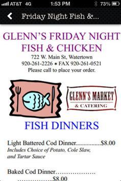 Glenn's Market and Catering apk screenshot