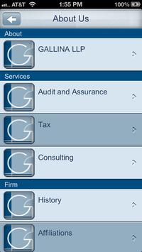 GALLINA LLP apk screenshot