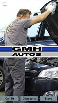 GMH Autos poster