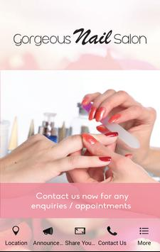 Gorgeous Nail Salon apk screenshot