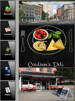 Coulson's News & Deli apk screenshot