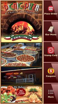 Picnic Pizza poster