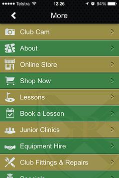 Grange Pro Shop screenshot 2