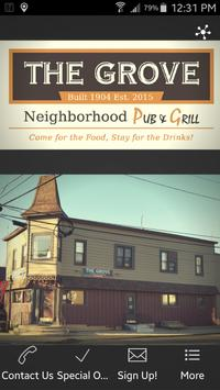 The Grove Pub & Grill poster