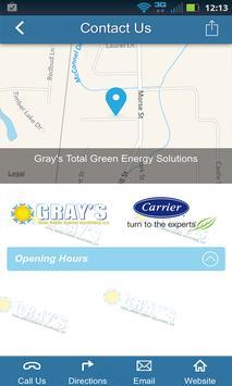 Gray's Total Green Energy apk screenshot