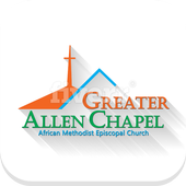 Greater Allen AME Church icon