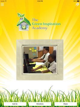 Green Inspiration Academy apk screenshot