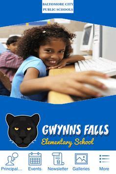 Gwynns Falls Elementary School poster
