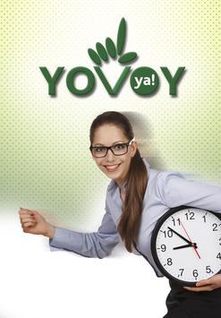 YOVOY ya! poster
