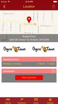 Gyro Town apk screenshot