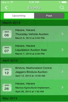 Hammer and Tongues Auctioneers screenshot 1