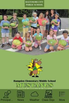 Hampden Elementary School poster
