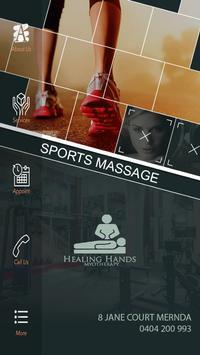 Healing Hands Myotherapy screenshot 1