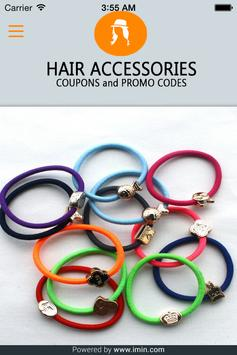 Hair Accessories Coupons -ImIn poster