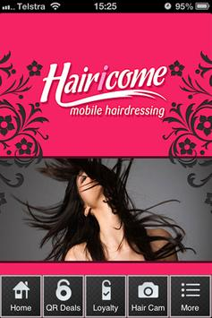 Hair I Come poster